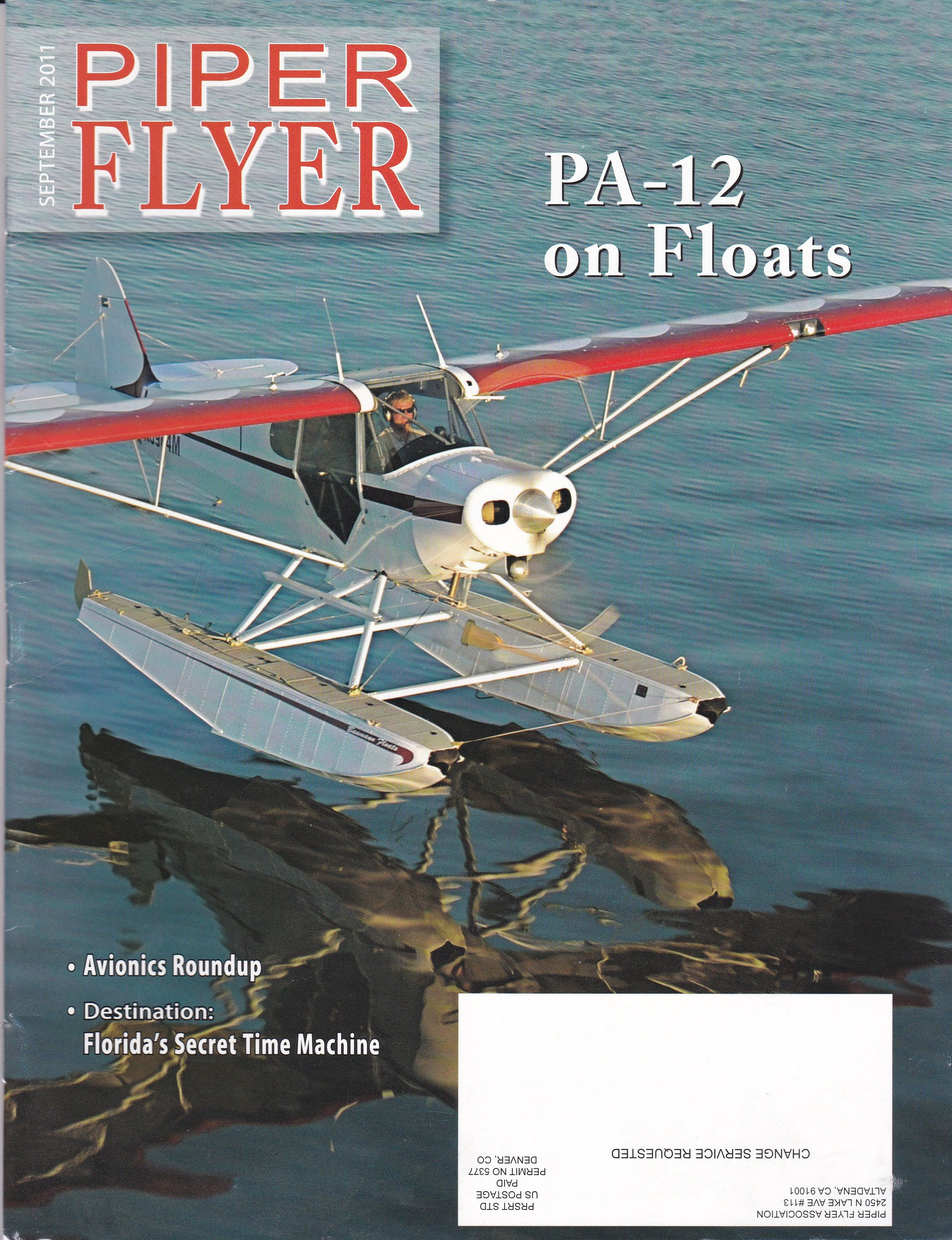 SEAFLAVER - PA12 on floats